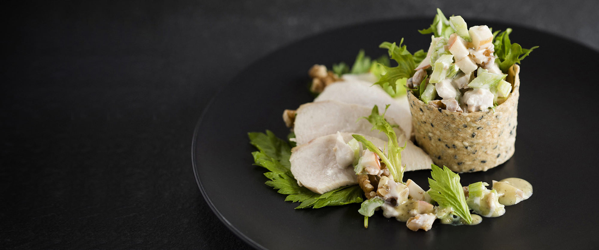 PLated catering perth