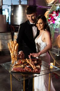 Canapes wedding catering perth