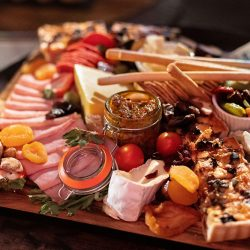 Canapes catering perth wa grazing plate