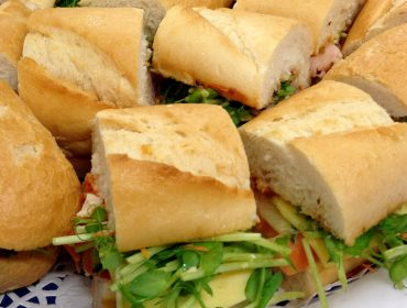 sandwich catering perth