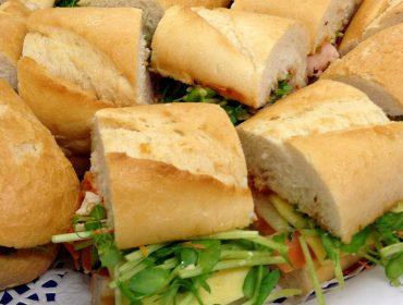 sandwich catering perth