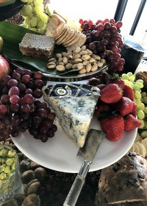 Grazing Platter blue chese