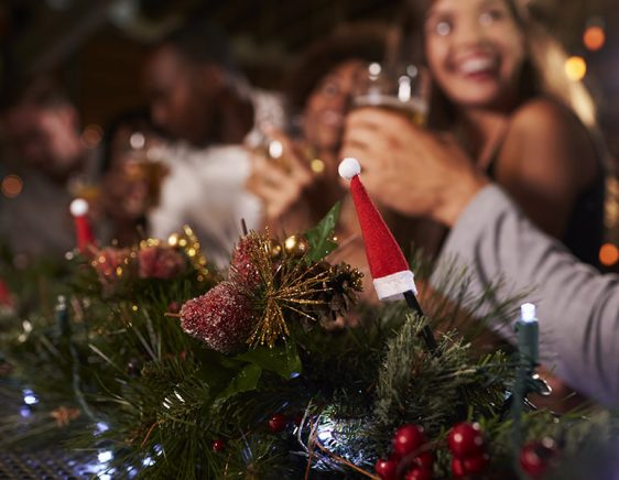 Office Christmas party catering Perth