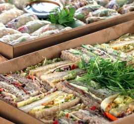 Box platter catering perth