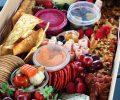 Grazing Box Anti pesto Catering Perth